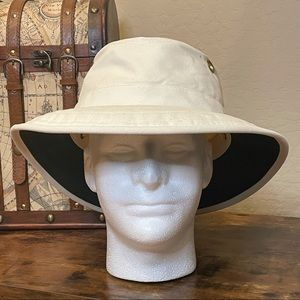 Tilley Hat All Weather Brimmed Style Size 8